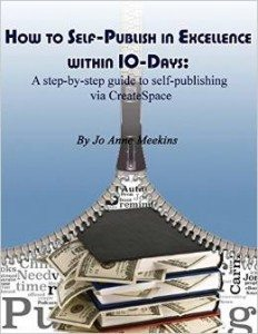 How To Self-Publish CVR book cover
