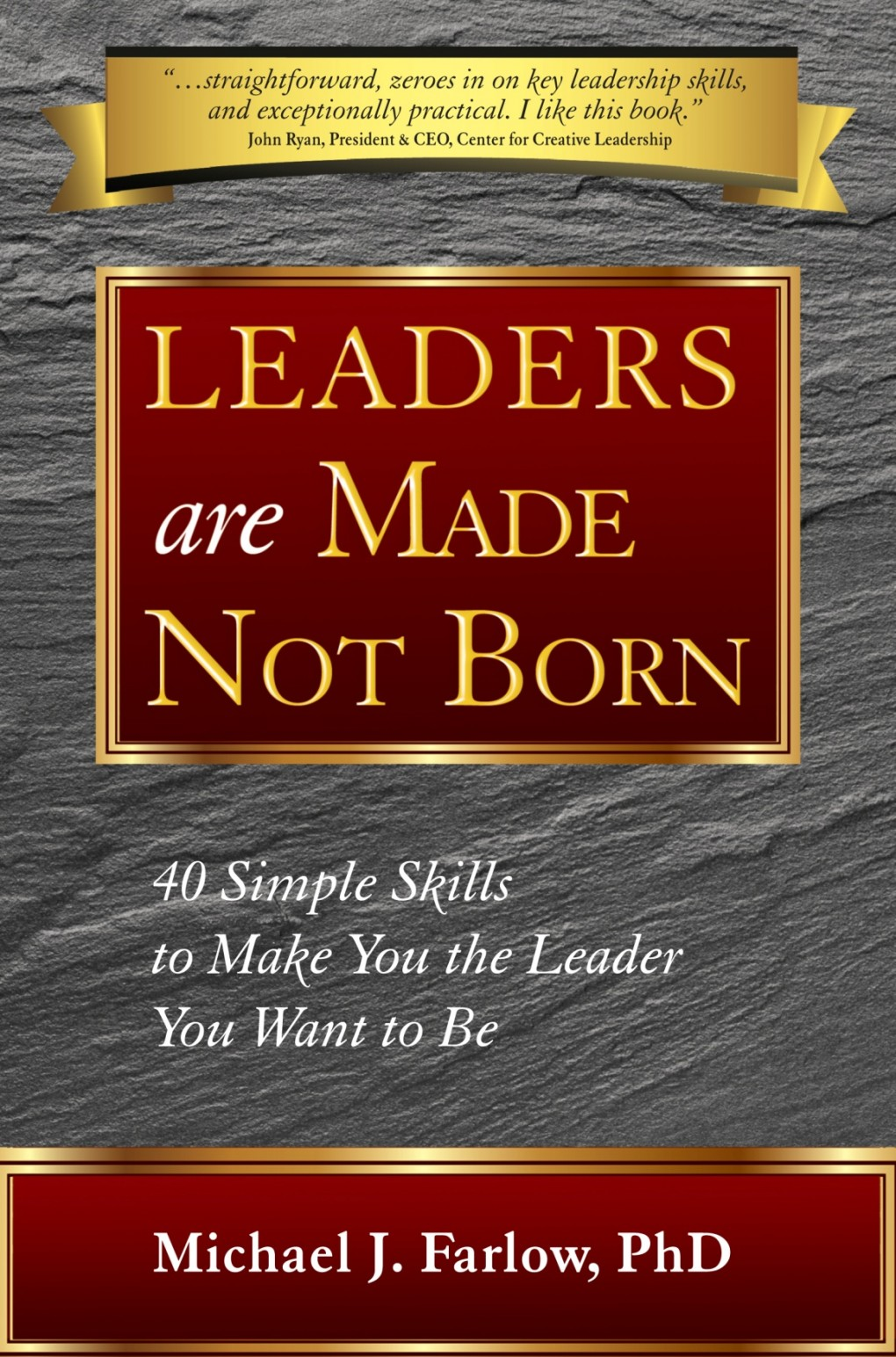essay on leaders are made or born