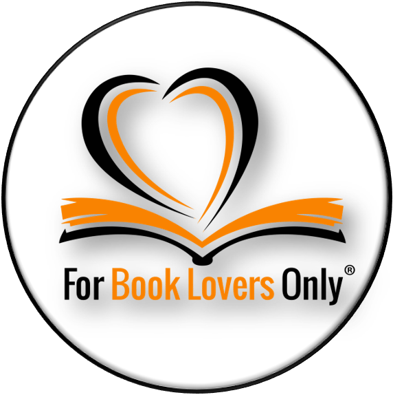 logo round for book lovers only